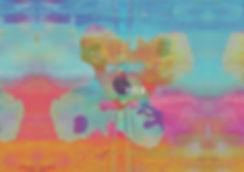 Velo colourful psychedelic pattern illustration by Jasmin Issaka, illustrator and graphic designer