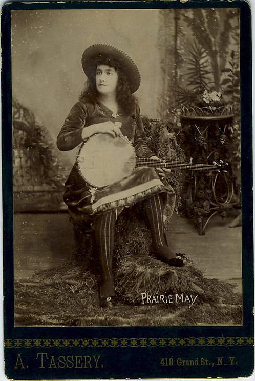 WILD WEST - PERFORMER PRAIRIE MAY