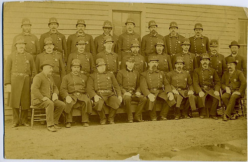 POLICE - INTEGRATED POLICE FORCE, ELMIRA, NY PHOTOGRAPH