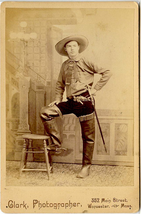 WILD WEST - PERFORMER OR ACTOR