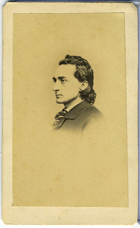 ACTOR - EDWIN BOOTH - CDV