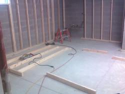basement framing