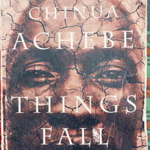 Literature | Things Fall Apart by Chinua Achebe