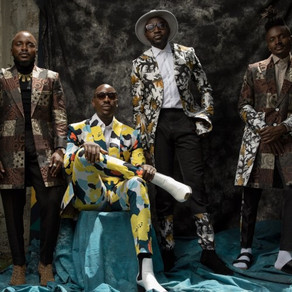 Culture   Sauti Sol bring the heat to London Town!