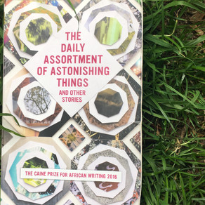 Literature | The Daily Assortment of Astonishing Things, Caine Prize 2016