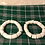 Thumbnail: Krobo Glass Bracelets - Fitaa (Ghana), set of 2