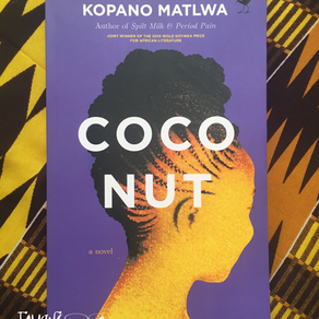 Literature | Coconut by Kopano Matlwa