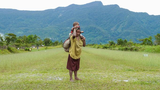Apahapsili, Papua