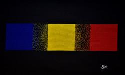 Perception des couleurs brodées