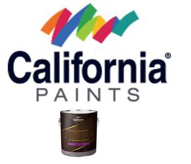 California Paints Logo