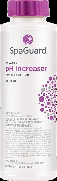 pH Increaser