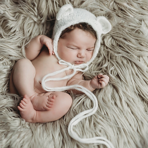 Emie's Newborn Shoot