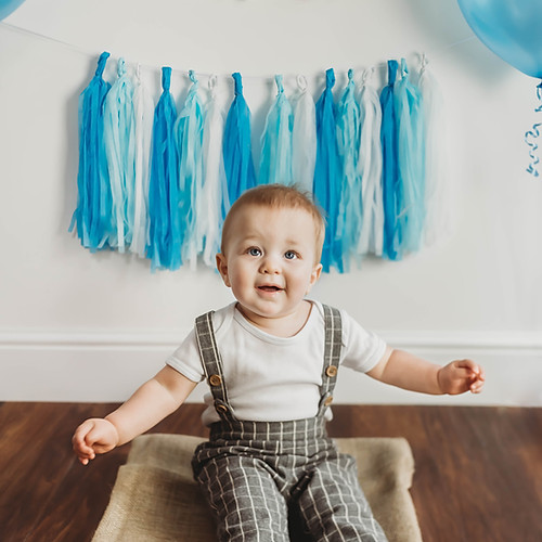 Jacob's 1st Birthday