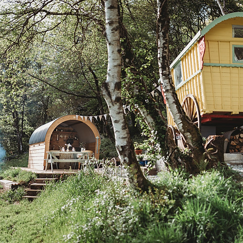Wild Spaces Traditional Caravan
