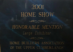 HB Home Show 2001