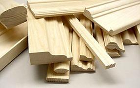 custom wood mouldings
