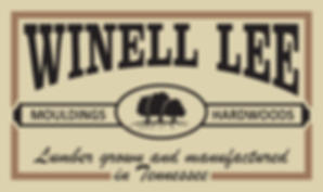 Winell Lee Mouldings and Hardwoods LOGO