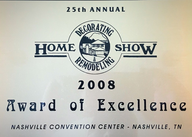 DR Home Show Winner 2008