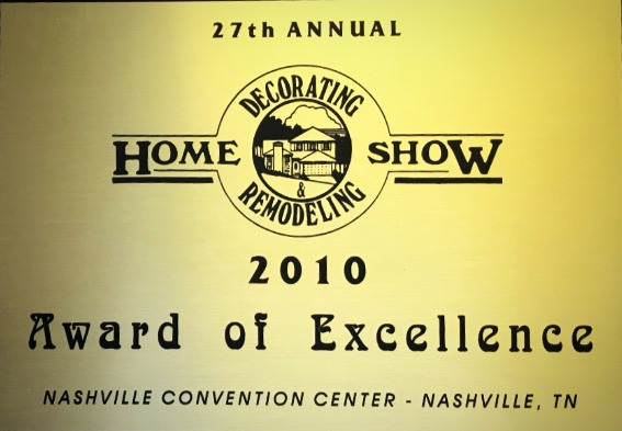 DR Home Show Winner 2010