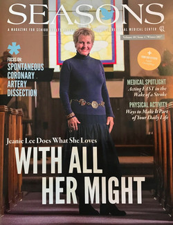 Seasons Cover Jeanie Lee