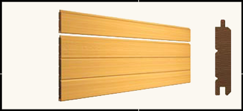 """3/4"""" V-Joint Tongue & Groove Paneling"""