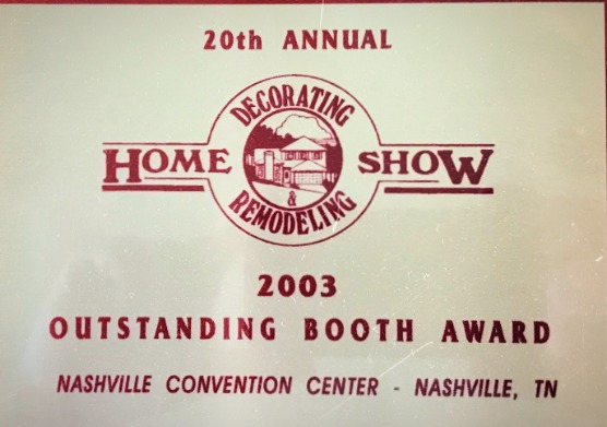 DR Home Show Winner 2003