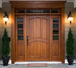 custom exterior door 1