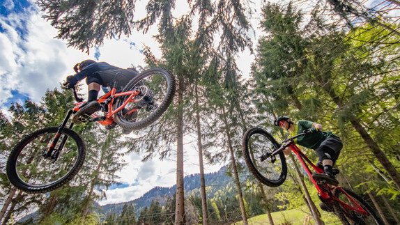 Bikeverleih Oberammergau