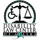 Disability Law Center of Alaska Logo