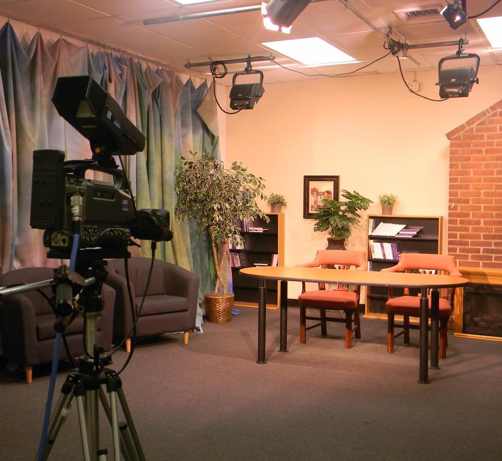 ETV's Studio