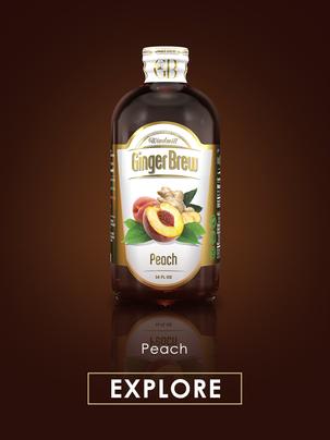 Windmill Peach Ginger Brew