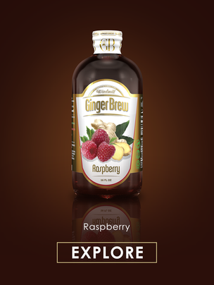 Windmill Raspberry Ginger Brew