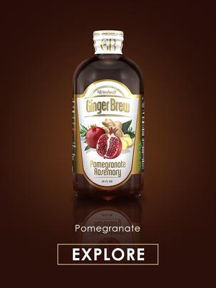 Windmill Pomegranate Ginger Brew