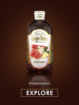 Windmill Watermelon Ginger Brew