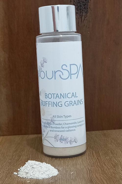 Botanical Buffing Grains