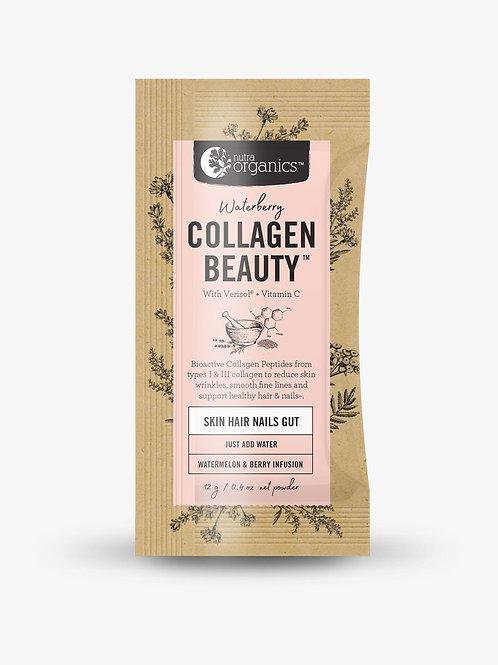 Collagen Beauty Sachet-  WATERBERRY 12g