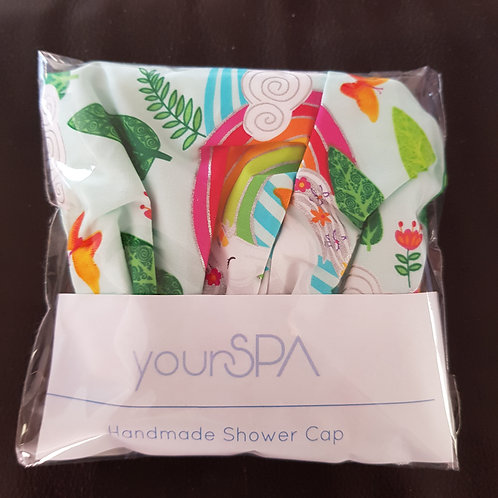 yourSPA Handmade Shower Cap - Unicorn