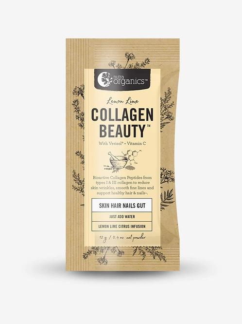 Collagen Beauty Sachet -  Lemon Lime 12g