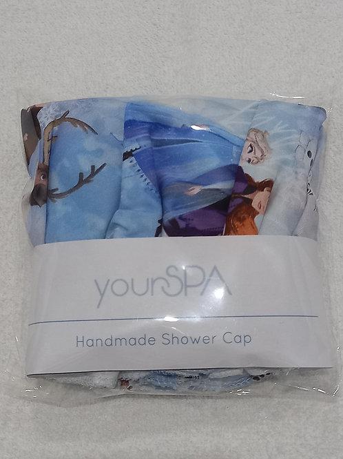 yourSPA Handmade Shower Cap - Frozen