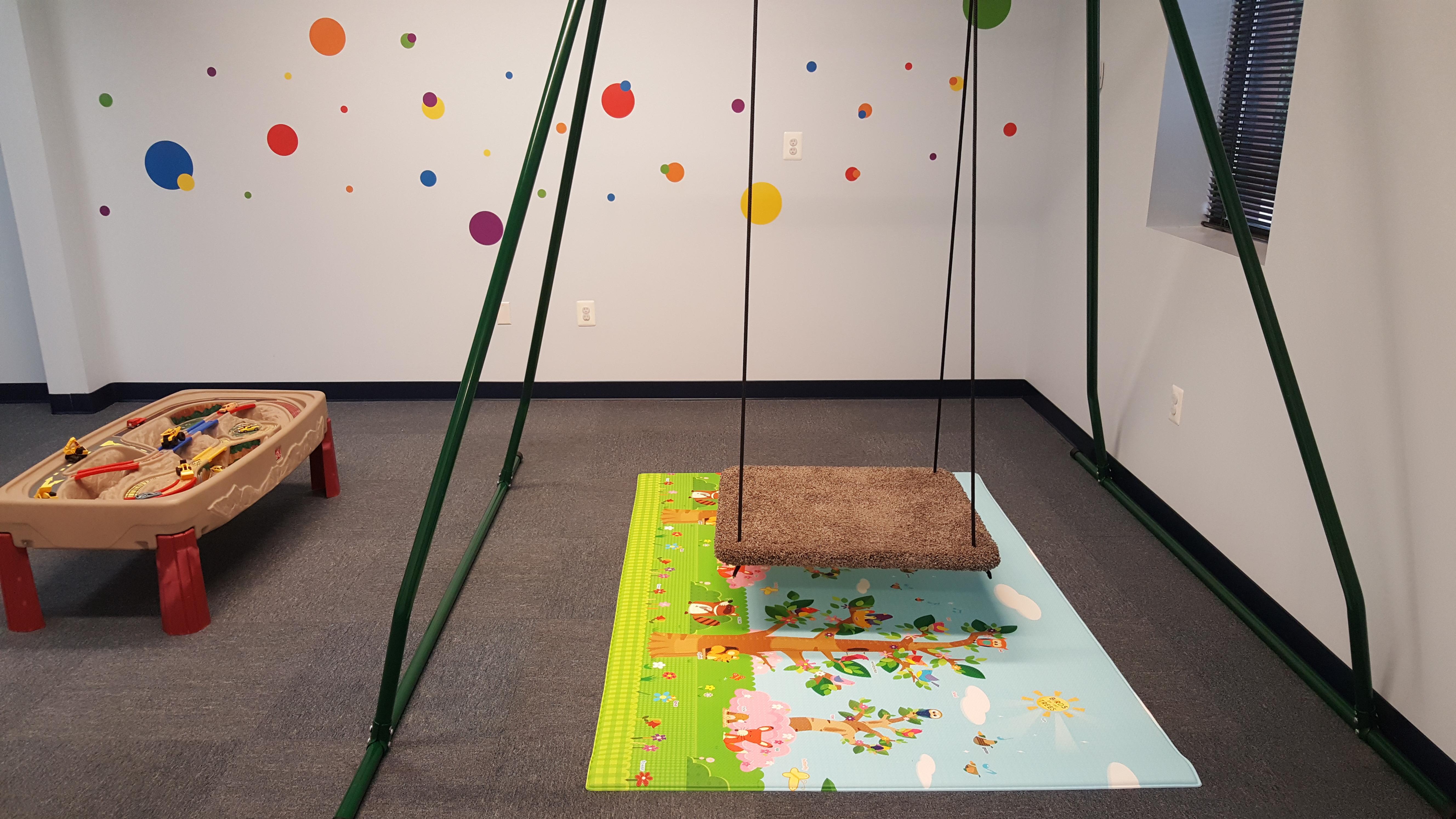 Sensory Room Swing