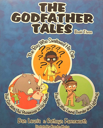 The Godfather Tales - Book Three