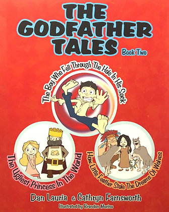 The Godfather Tales - Book Two