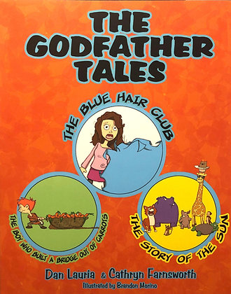 The Godfather Tales - Book One