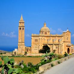 Gozo - Ta' Pinu Church.jpg