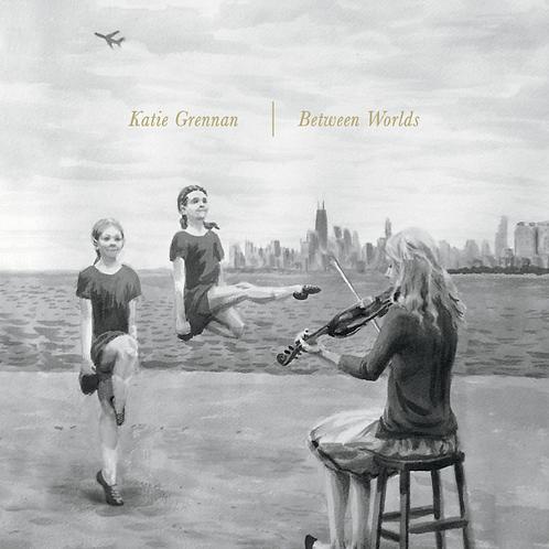 Between Worlds CD by Katie Grennan