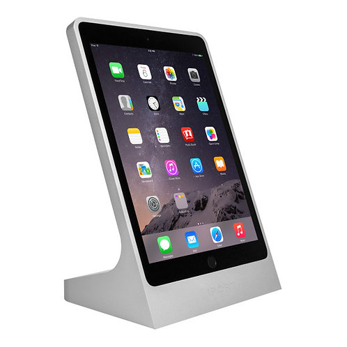 """iPORT-Table Mount SILVER (iPad Air 1 & 2, Pro 9.7"""", 5th gen & 6th gen 9.7"""")"""
