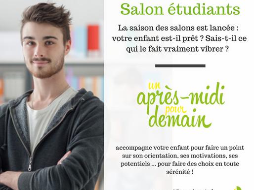 Les salons et forums 2017-2018 dans l'académie de Grenoble