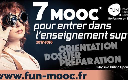 Parcoursup : 7 MOOC pour préparer son orientation postbac !