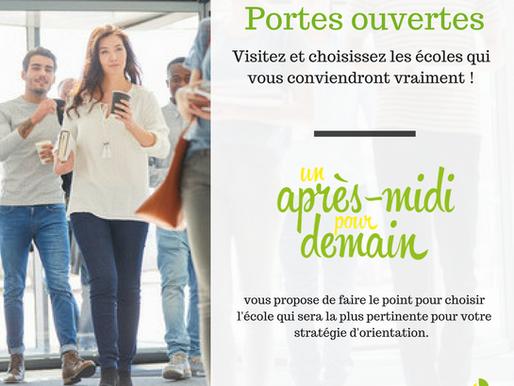 Journées Portes Ouvertes des établissements de l'académie de Grenoble