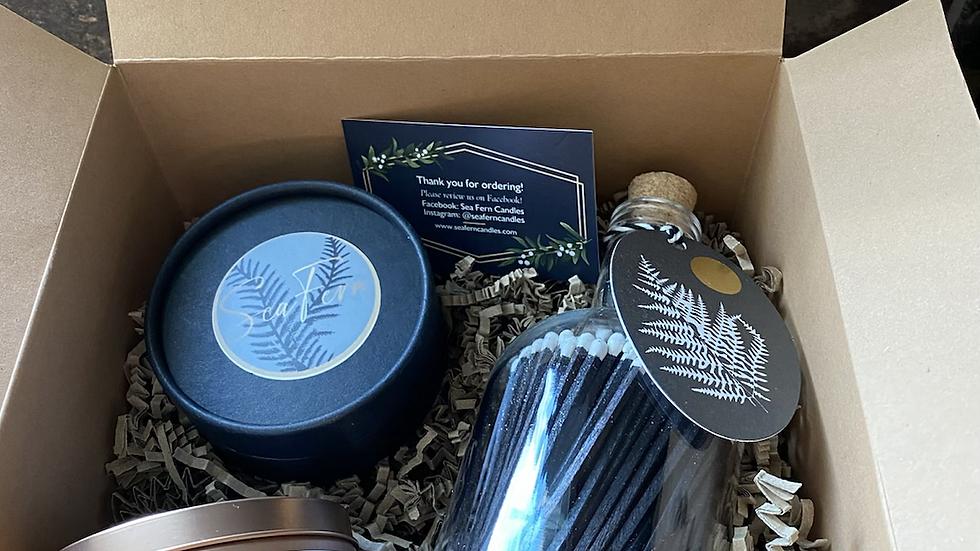 Sea Fern Eco Gift Box